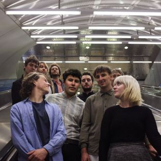 Dorsal Fins sign to Dot Dash + new single 'Sedated'