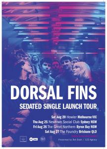 Dorsal Fins Poster